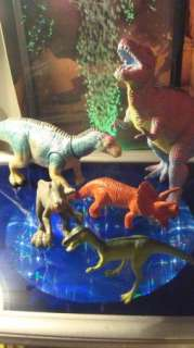 Toy Dinosaurs lot of 5 figures
