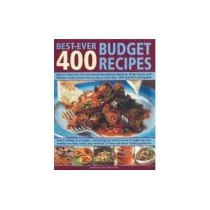 400 Best Ever Budget Recipes: .co.uk: Lucy (ed.) Doncaster