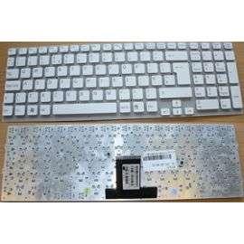 Sony Vaio Vpc Eb2m1e/Pi Blanco Uk Teclado De Repuesto Para Ordenador