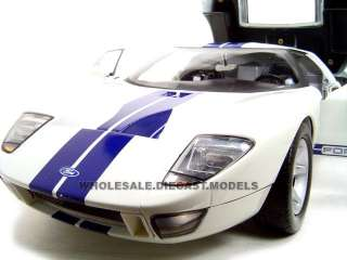 Brand new 112 scale diecast model of Ford GT die cast model car by