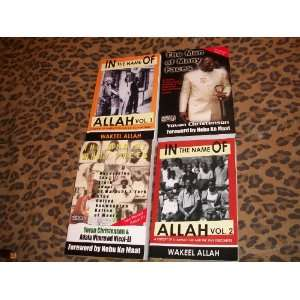 Clarence 13x Allah Five Percenters and Malachi York Nuwaubians (Know