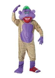 Adult Jeff Dunham Peanut Costume  Cheap Humorous Halloween Costume