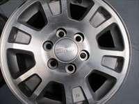 Yukon Denali Factory 17 Wheels OEM Rims 5222 9595381 Suburban