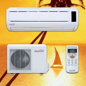 9000 Btu Heat Pump Air Conditioner Ductless Mini Split