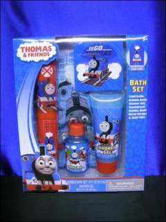 Thomas Train Bath Set Thomas & Friends Train Bath Bubbles Set with