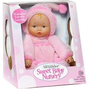 Vtg Madame Alexander Kathy Vinyl Baby Doll 18 Drink Wet