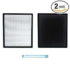 HEPA/Carbon Filter & UV Bulb Combo for Air Shield Air Purifier