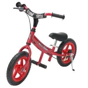 Kids Glider Bicycle Balance Training BMX Bike   RED