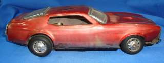 Old Vintage Battery Operated Car from Japan 1970 Very Rare