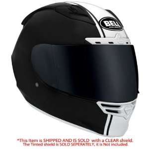 Bell Star Rally Black Matte Full Face Helmet   Size