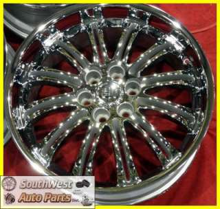 09 10 11 CADILLAC ESCALADE ESV EXT 22 CHROME TAKE OFF WHEELS OEM RIMS