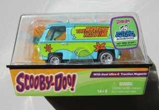 AUTO WORLD 4 GEAR SCOOBY DOO MYSTERY MACHINE #20