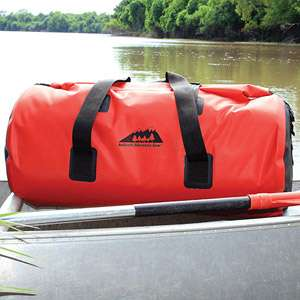 Texsport Wildwater Dry Duffle Bag Camping