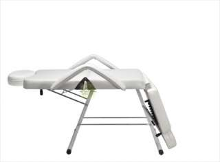 Massage Table Facial Tattoo Bed Adjustable Chair Lightweight Furniture