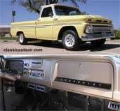 1966 Chevy Pickup Truck PERFECT FIT A/C HEATER 66 AC