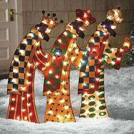 Joy Outdoor Christmas Decoration