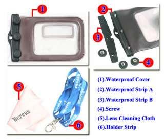 Waterproof Under Water Digital Camera Case Dry Bag WP1