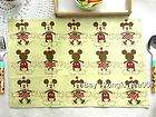 Disney Mickey & Minnie Tablecloth Placemat Dining Mat