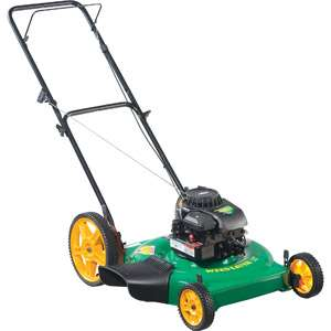 Weed Eater 22 High Wheel Gas Powered Lawn Mower