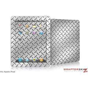 iPad Skin   Diamond Plate Metal   fits Apple iPad by