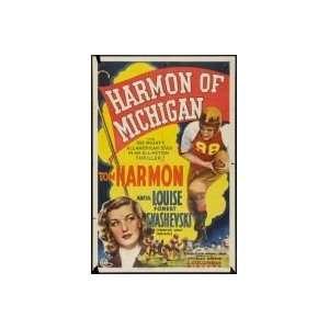 Harmon, Anita Louise, Forest Evashevski, Charles Barton: Movies & TV