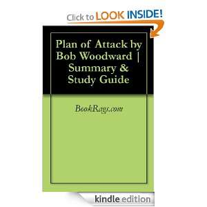 Plan of Attack by Bob Woodward  Summary & Study Guide BookRags