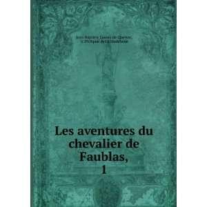 Philipon de La Madelaine Jean Baptiste Louvet de Couvray: Books