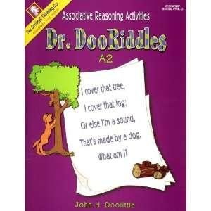 Associative Reasoning Activities [Paperback]: John H. Doolittle: Books