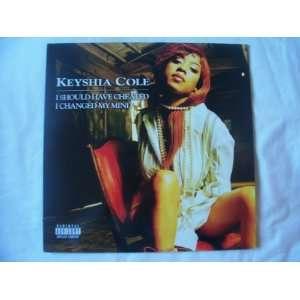 KEYSHIA COLE I Should Have Cheated/Changed My Mind 12 Keyshia Cole