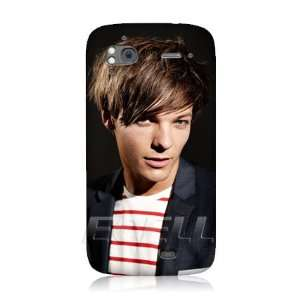 Ecell   LOUIS TOMLINSON ONE DIRECTION 1D PROTECTIVE SNAP BACK CASE FOR