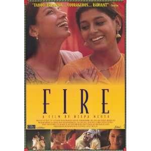 (27 x 40 Inches   69cm x 102cm) (1996)  (Shabana Azmi)(Nandita Das