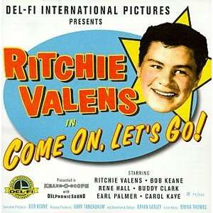 Come On, Lets Go Ritchie Valens Music