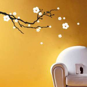 Japanese Apricot Flowering BIG Tree WALL STICKER Decal