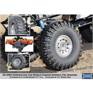Scale Crawler Interco Super Swamper Tires by RC4WD
