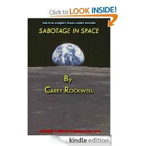 SABOTAGE IN SPACE (A TOM CORBETT Space Cadet Adventure)[Annotated