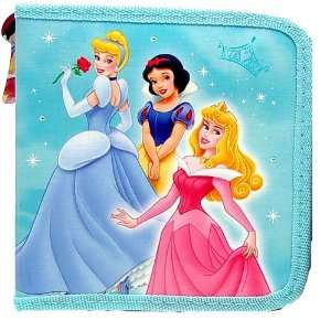 Disney Princess CD DVD CASE Electronics
