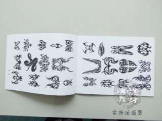 China A set of 10 Sketch Chinese magazine Tattoo Flash Books