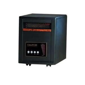 Eden Pure Quartz Infrared Heater Infrared 1000 Sq. Ft. 8