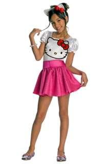 Brand New Child Hello Kitty Tutu Dress Halloween Costume 884752