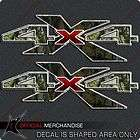 4x4 Camo Archery Hunting Decal