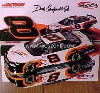 2003 Dale Earnhardt Jr. #8 DMP JR2 132 RCCA Club Nascar Diecast HOTO