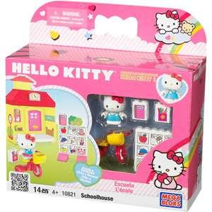 People School House Playset, Hello Kitty Building Blocks, Kids