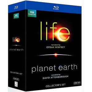 Life / Planet Earth Collection (Blu ray)x (Widescreen