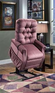 PETITE ELECTRIC MEDICAL RECLINER LIFTCHAIR LIFT CHAIR