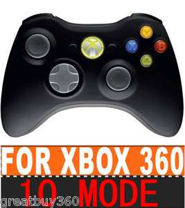 xBox 360 Modded RAPID FIRE 10 mode Controller for MODERN WARFARE 3 MW3