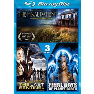 Last Sentinel / Final Days Of Planet Earth / The Final Patient (Blu