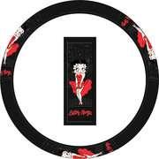 Steering Wheel Cover Plasticolor Betty Boop Skyline Steering Wheel