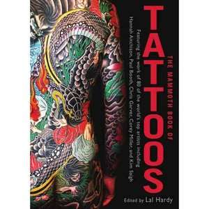 The Mammoth Book of Tattoos, Hardy, Lal Art, Music