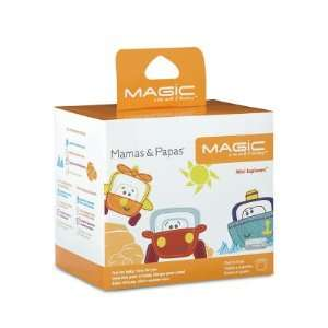 Mamas & Papas Magic Card Pack   Mini Explorers   English