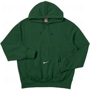 Nike Core Hoodie   Mens   Dark Green/White  Sports